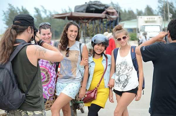 Rencontrer des filles au vietnam